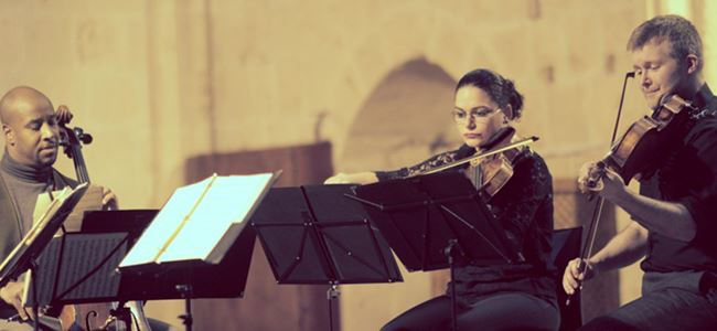 """""""Playing for Peace"""""""