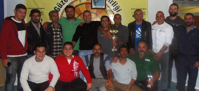 Açılış turnuvası Kurdaş'ın