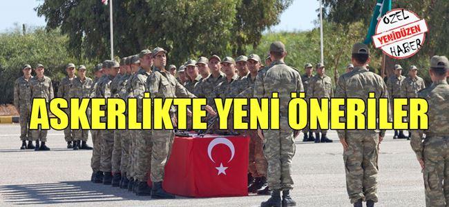 Askerlik Pazartesi Yeniden Meclis Genel Kurulu'nda