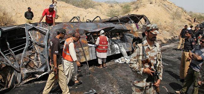 Pakistanda silahlı çatışma: 5 Ölü