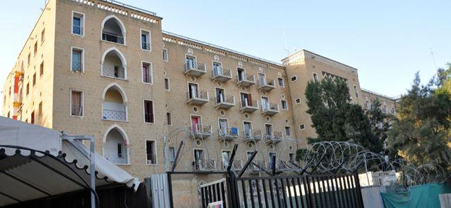 """""""BM Ledra Palace Oteli'ndeki Yatırımı Frenliyor"""""""