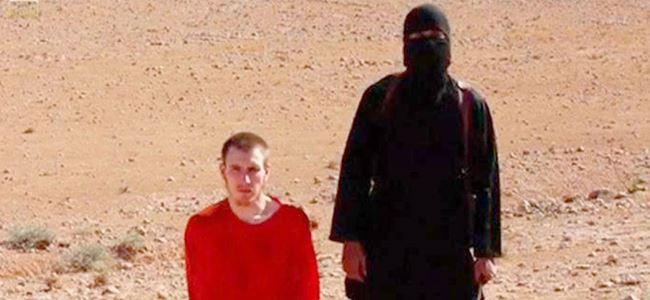 Amerikalı yardım görevlisi dahil onlarca insana infaz