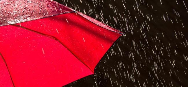 Hafta sonu yine yağış berkleniyor