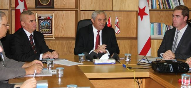 Uyuşturucu İle Mücadele Komisyonu toplandı