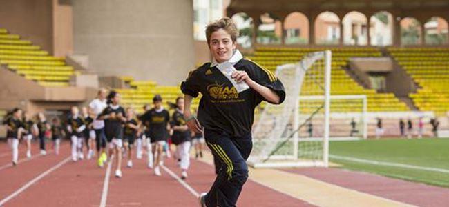 Çocuk atletizmi ele alınıyor