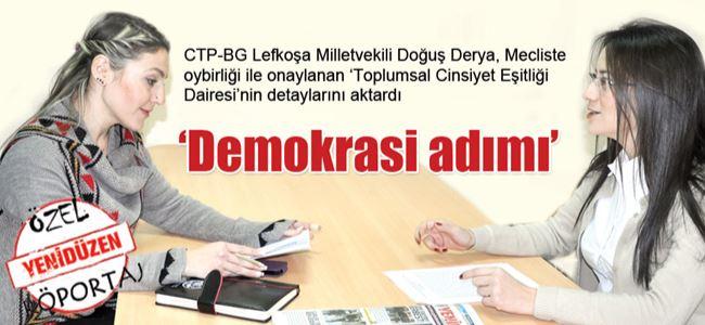 'Demokrasi adımı'