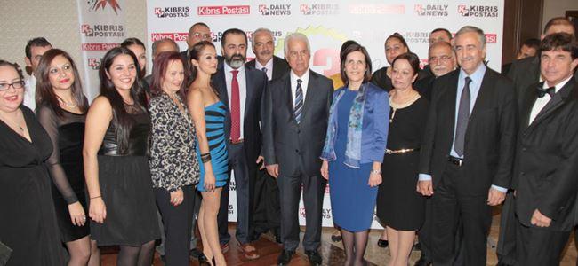 Kıbrıs Postası 13. Yıldönümü'nü kutladı