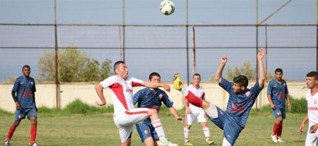 Ozanköy şansını sürdürdü: 1-0