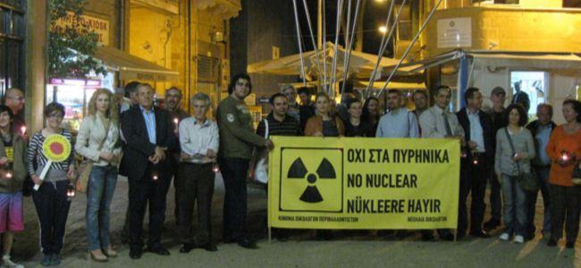 Nükleer güce karşı iki toplumlu eylem