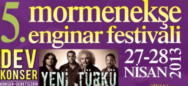 5. Mormenekşe Enginar Festivali