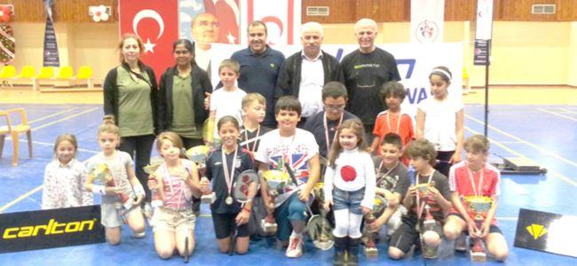 Carlton Badminton Turnuvası sona erdi