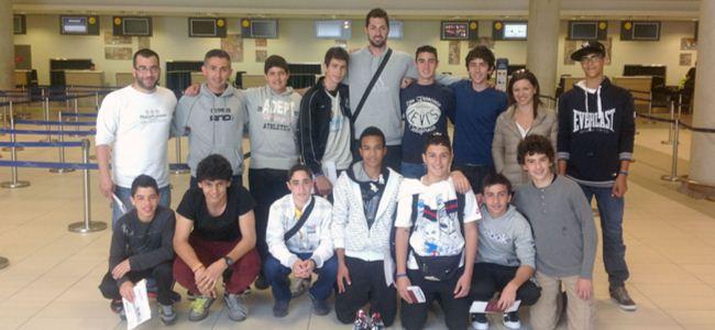 Peace Players Kıbrıs, Norveç'e uçtu