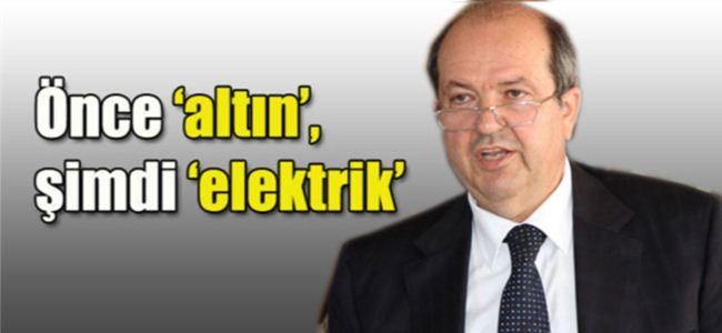 """Tatar: """"Elektrik santrallerinin yüzde 30'u bizim"""""""