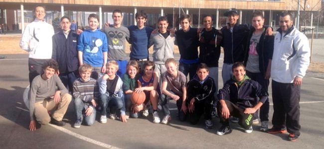 Peace Players basketbolcuları antrenmanlara başladı