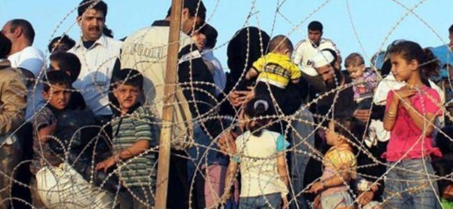 Mülteci Hakları Derneğinden acil yardım çağrısı