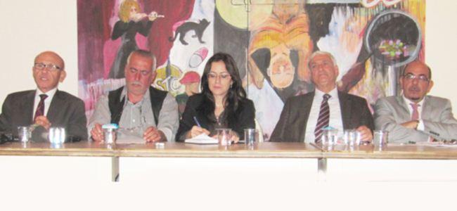 """""""2004 Referandumu = Evet 2013 (9. Yıl)"""" paneli"""