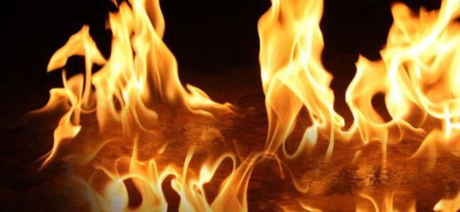 3 ayrı bölgede yangın çıktı