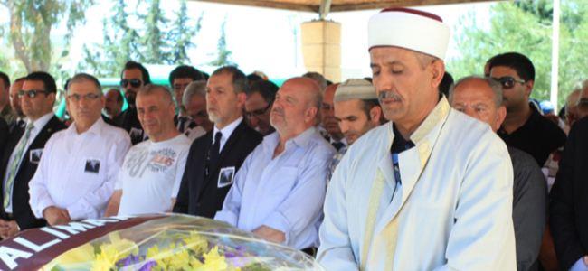 Usta gazeteci Ali Yalıman toprağa verildi
