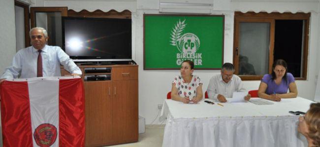 CTP Güzelyurt Bucak Kongresi gerçekleşti