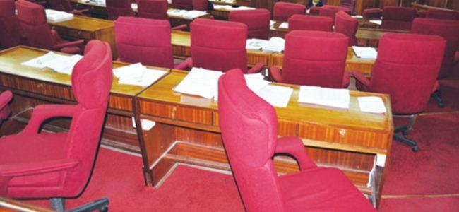 UBPnin muhalifleri mecliste yok
