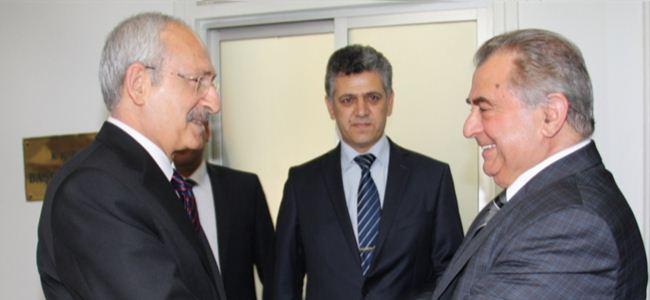 """""""CHP'nin Kıbrıs politikalarıyla örtüşüyoruz"""""""