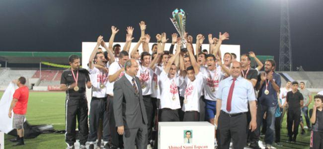 Topcan kupası Cihangir'in: 2-0