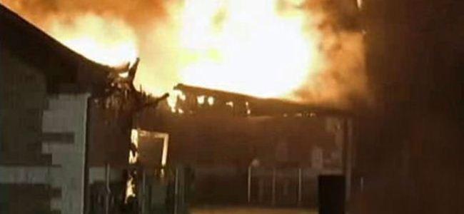 Ada genelinde 1 günde 9 yangın