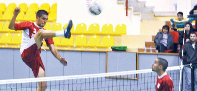 Futbol Tenisi'nde Akdeniz lider