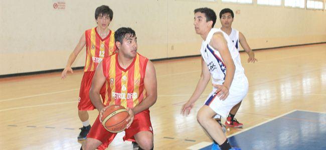 Basketbolda sona doğru