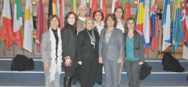 İş Kadınlarından Brüksel Çıkarması