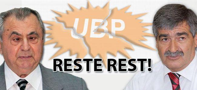 UBP'de gerginlik