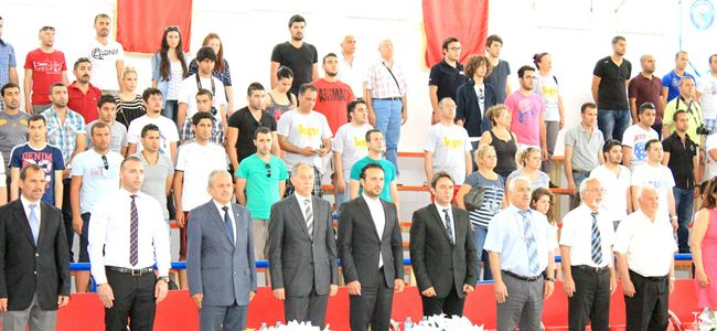 NEU Sports 2013 başladı