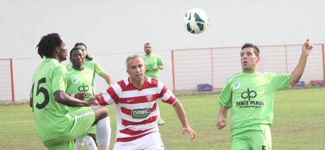 Serdarlı'dan önemli galibiyet: 0-1