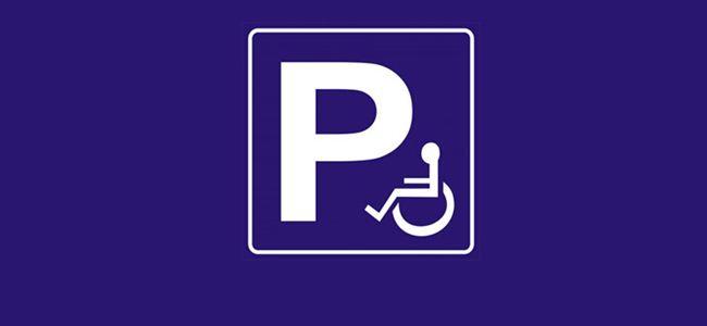Engellilere ait park yerleri yenileniyor