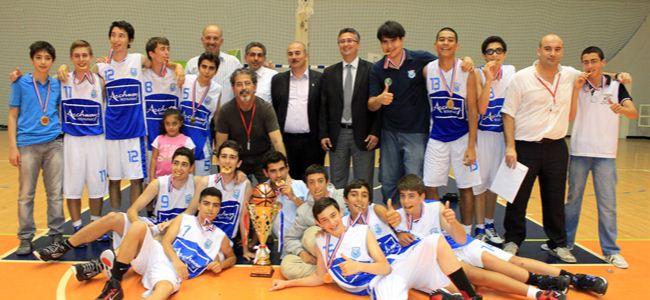 Akdeniz şampiyon