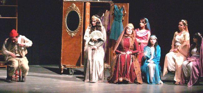 """Fehim Paşa Konağı"" oyunu Mağusa'da sahnelendi"