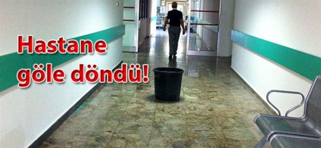 Devlet hastanesi perişan!