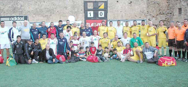 Turan Katırcıoğlu turnuvası tamamlandı