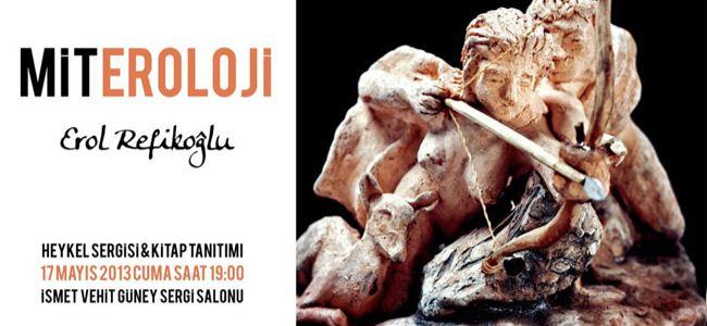 Erol Refikoğlu'ndan yeni öykü kitabi ve heykel sergisi