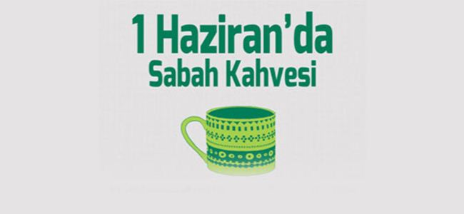 Kanser hastaları yararına sabah kahvesi