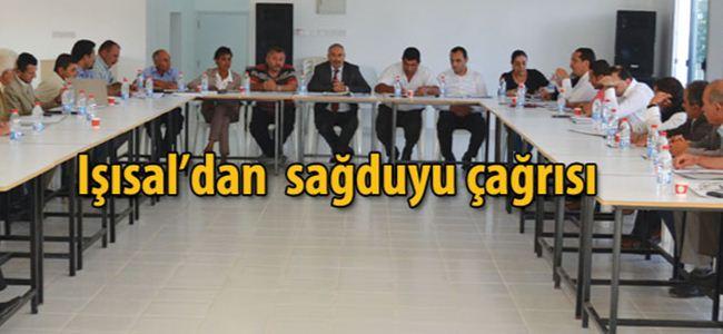 Ercan Komitesi toplandı