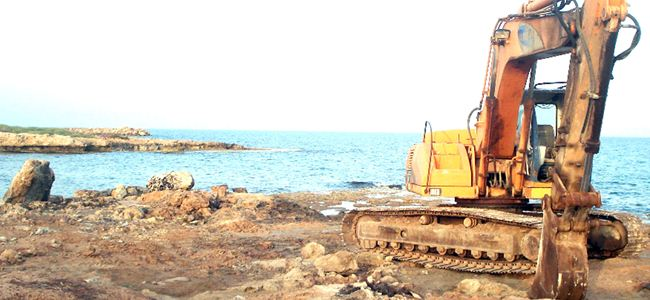 Agia Thekla Şapeli yeniden inşaa edildi
