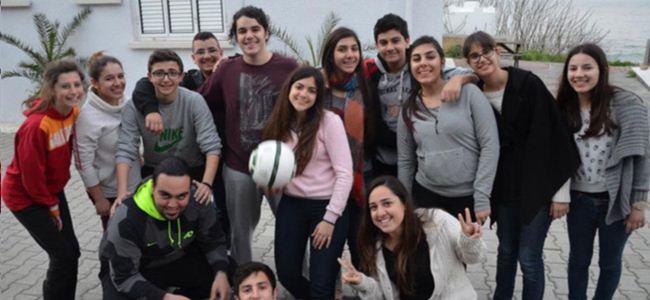 Adalı Gençlik kampta