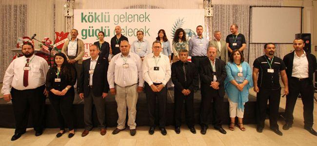 CTP-BG Lefkoşa ilçe yönetimi belirlendi