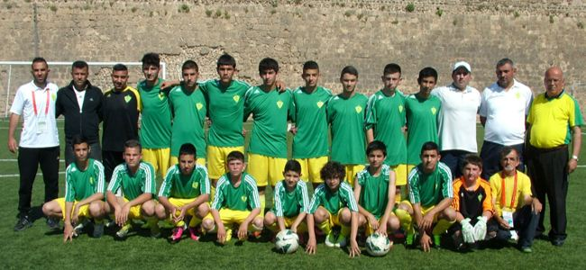 "MTG U-15 ""One Nation Cup""a katılıyor"
