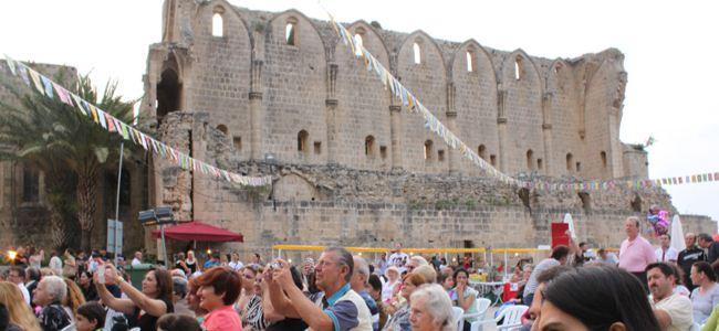 Kıbrıs ipek ve koza festivali başladı