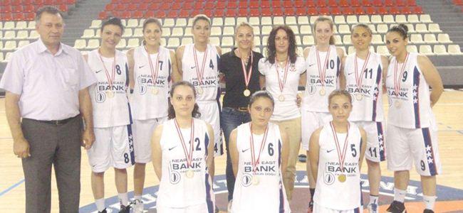Basketbola YDÜ damgası
