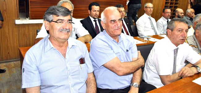 UBPli muhalifler mecliste karar bekliyor