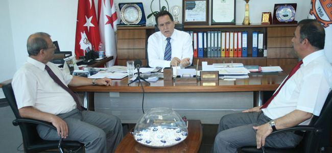 """Fellahoğlu: """"Lefkoşa'yı hep birlikte kurtaracağız"""""""