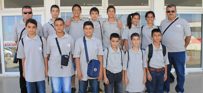 Dev Adamlar Türkiye'de